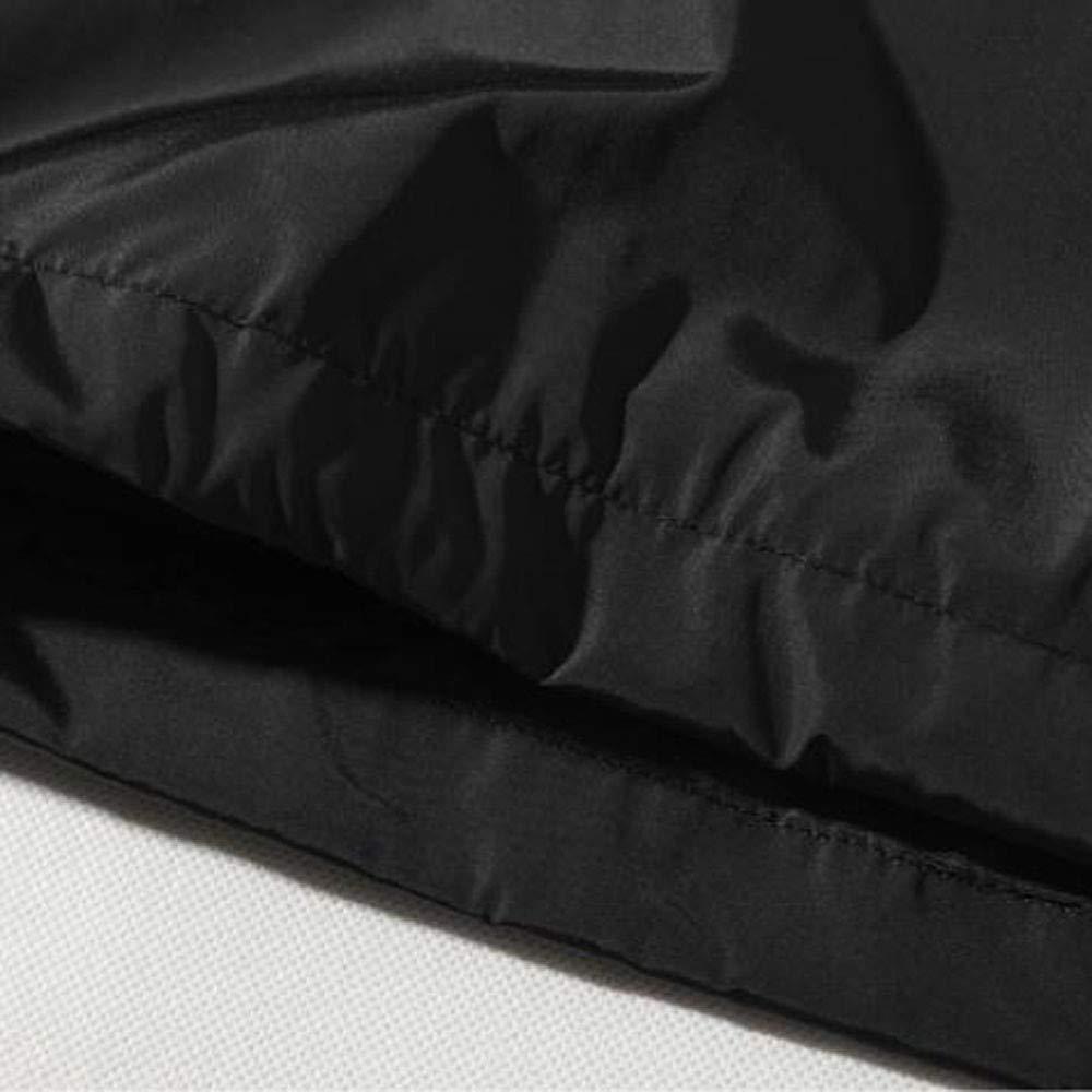 VPASS Abrigo Hombre Invierno,Hombre Manga Larga Sudadera con Capucha Chaquetas Casual Tops Chaqueta Abrigo Ropa Jacket Caliente Sudadera Outwear