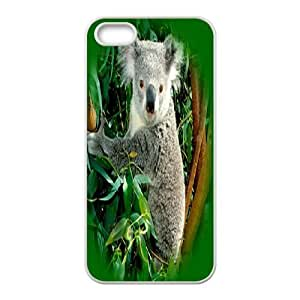 iPhone 5,5S Cess Phone Case White PIG NF3659849