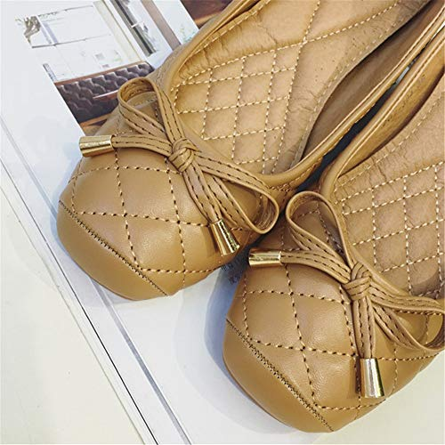 FLYRCX shoes office soft slip shallow shoes flat non 37 EU work ladies shoes shoes sole Casual fashion Fxqwg4vFr