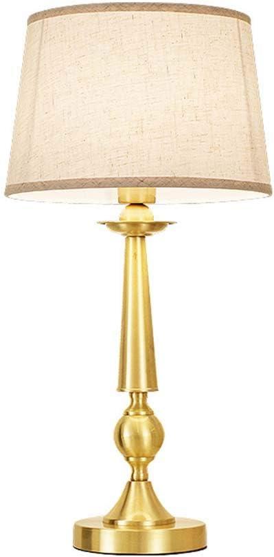 Base geométrica de lámparas de mesa doradas de estilo moderno ...