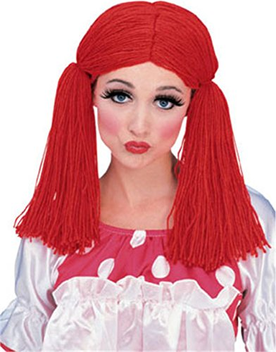 Rag Doll Wig Costume Accessory ()