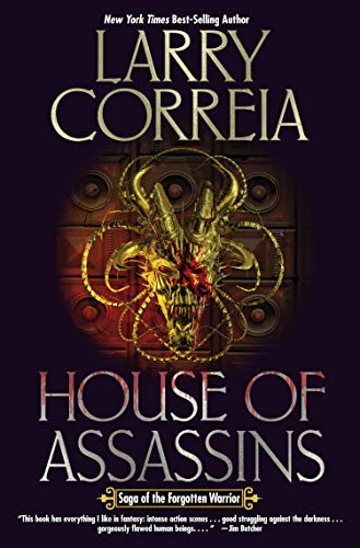 House of Assassins (Saga of the Forgotten Warrior Book 2)