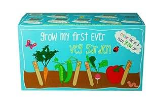Canova GM-F1510 - Kit de cultivo de verdura para niños
