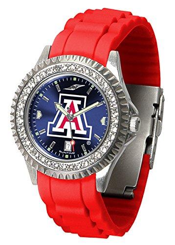 - Linkswalker Ladies Arizona Wildcats Sparkle Watch