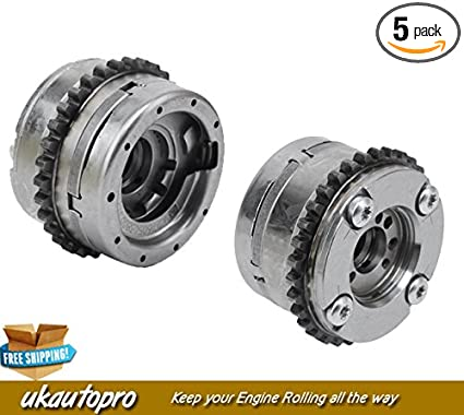 Amazon com: 2 PCS Timing Camshaft Sprocket Exhaust-Left+Right For