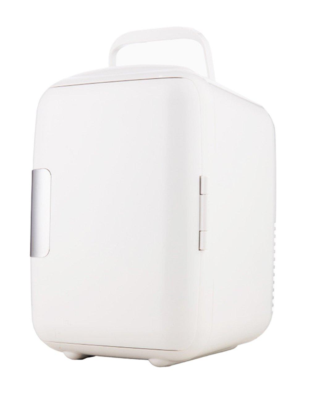 CUKKE 4L 12V frigorifero dell'automobile del frigorifero dell'automobile raffreddatore portatile/più caldo mini elettrodomestici da frigorifero(Blu) WUXI SHUAILADNE