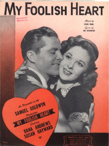 My Foolish Heart (Sheet Music)