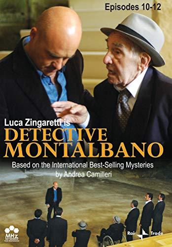 Series European Practice - Detective Montalbano: Episodes 10-12