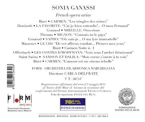 French Opera Arias by Bongiovanni (Image #1)