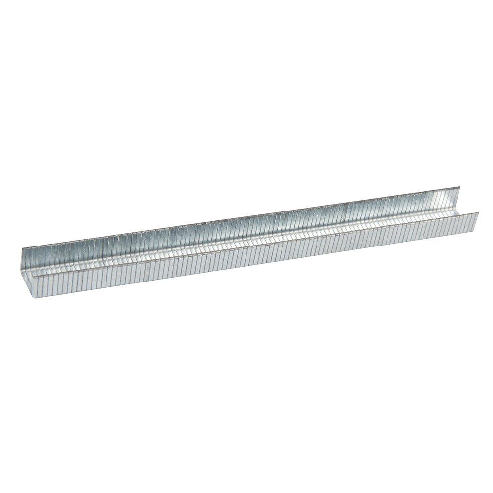 Fixman 470282 Lot de 5 000 agrafes galvanis/ées 10J 11,2 x 8 x 1,16 mm