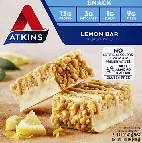 Best Weight Loss Bars & Snacks