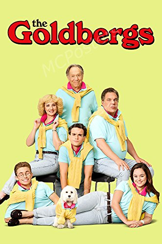 MCPosters The Goldbergs TV Show Series Poster GLOSSY FINISH - TVS712 (16