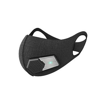 Cosy la máscara eléctrica de Medio Puerto a Prueba de Polvo Inteligente máscara portátil Que USA ...