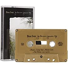 For Emma Forever Ago Gold Audio Cassette