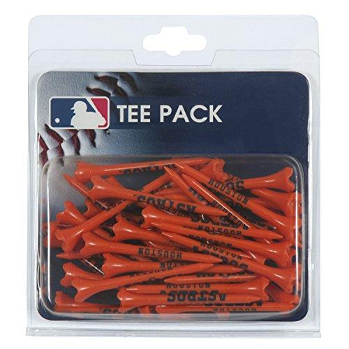 Houston Astros Tees, Pack of 50