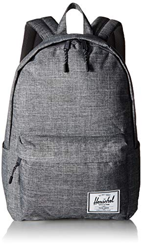 Herschel Classic X-Large Backpack, Raven Crosshatch, One Size (Best Herschel Backpack For High School)