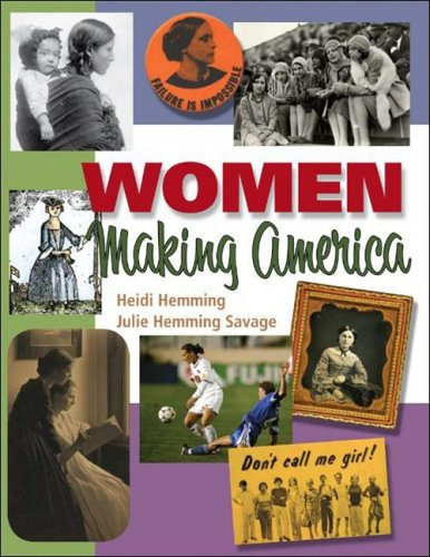 Women Making America PDF
