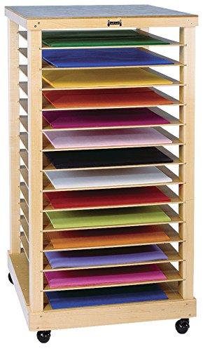 Jonti-Craft 0386JC Paper Rack