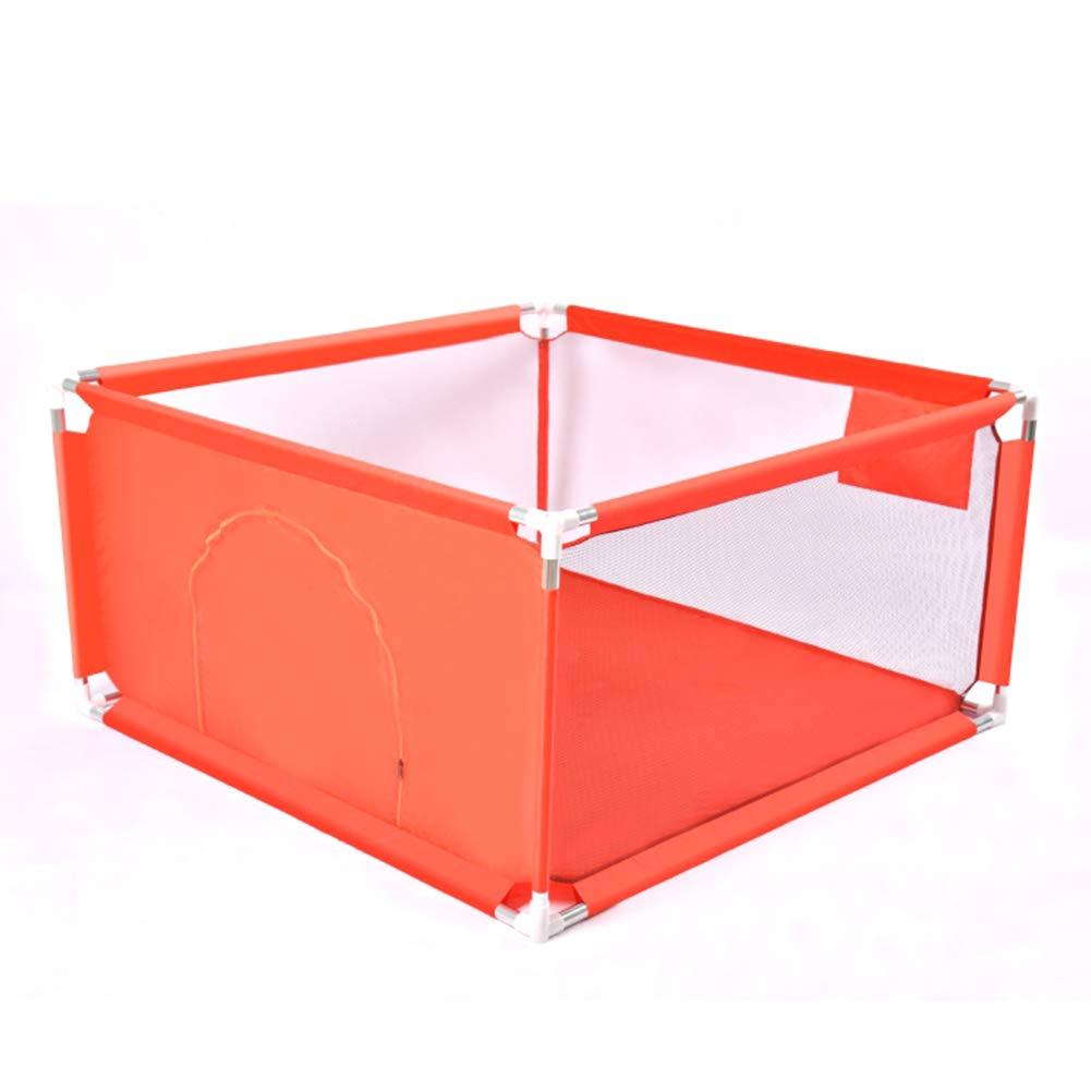 早い者勝ち ベビーサークル 幼児のためのポータブルベビープレイペン幼児のプレイグラウンドゲームプレイグラウンド軽量メッシュゲームのフェンス、128x128x68cm (色 : : Red) (色 Red Red) B07LDRKTY7, こうちけん:dbd35f11 --- a0267596.xsph.ru