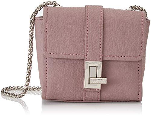 Trussardi Jeans 75b00163-1y000031, Borsa a Mano Donna, 9.5x14.5x19 cm (W x H x L) Rosa (Old Pink)