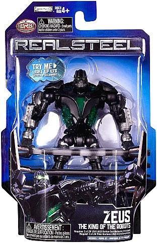 Real Steel Figure Wave 1 Zeus