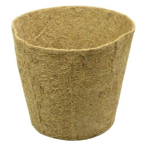 General Hydroponics CocoTek Basket Liner 8 Inch, Bag of 10 by General Hydroponics -