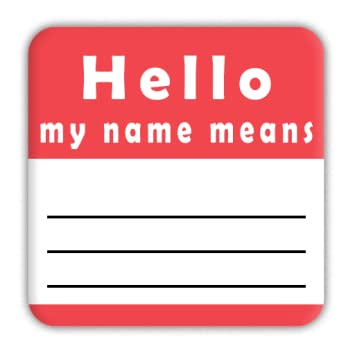 Nameology - Meaning of 45000 names
