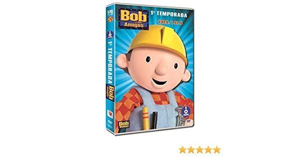 Bob Y Sus Amigos 1º Temporada (1-6) [DVD]: Amazon.es: Animación, Keith Chapman, Liz Whitaker, Sarah Ball, Brian Little, N/A: Cine y Series TV