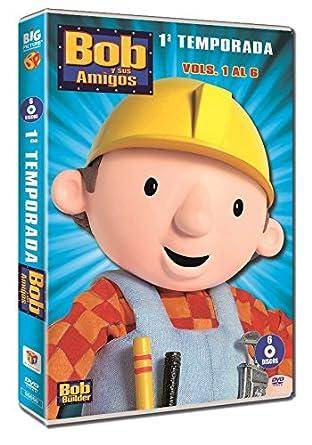 Bob Y Sus Amigos 1º Temporada (1-6) [DVD]
