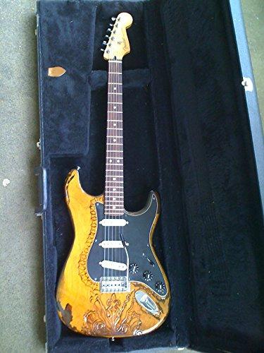 Fender American Stratocaster Relic Art Guitar (Fender Stratocaster Relic compare prices)
