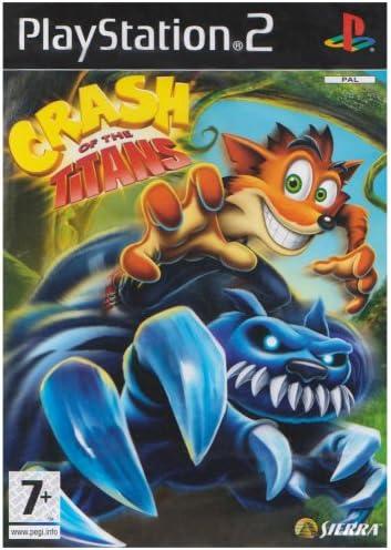 Crash of the Titans, Monster Edition (PS2) [Importación Inglesa]: Amazon.es: Videojuegos
