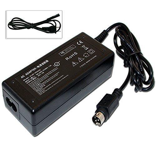 U295 Printer Receipt (CBK 3Pin AC Power Adapter Charger For Epson TM-T70 TM-T88 TM-T88IV TM-T88III TM-T88V TM-T88II TM-U200 TM-U220 TM-U230 C825343 Receipt Printer 24V 2A)