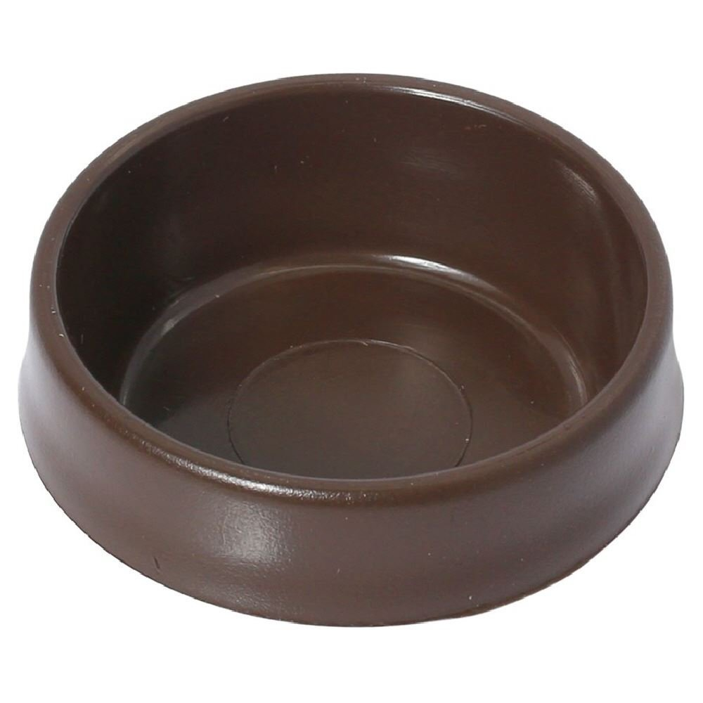 Caster Cups Small Brown Star Pack 72003
