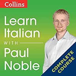 Learn Italian with Paul Noble: Complete Course: Italian Made Easy with Your Personal Language Coach
