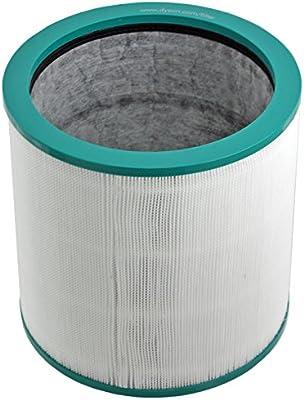 Filtro de aire de cristal a 360° para torre purificadora de aire Dyson Pure Cool Link: Amazon.es: Hogar