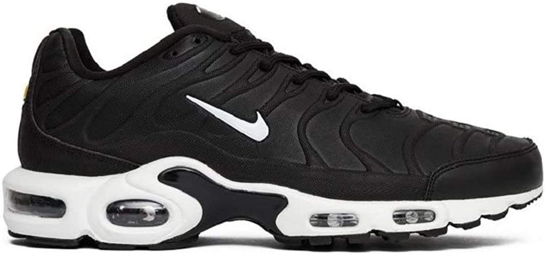 air max plus bianche nere
