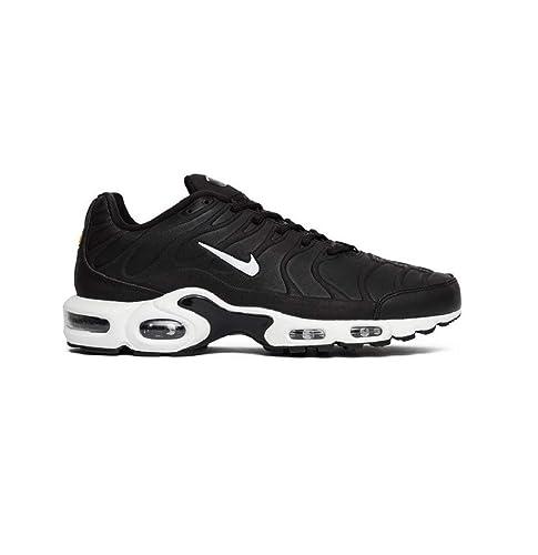 d00de7a8c613f Nike Hombre - Tuned Air MAX Plus Vt TN - Blanco y Negro - 505819-003 -  Blanco y Negro Black 003