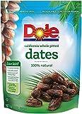 Dole, Dates, California Whole Pitted, 8oz