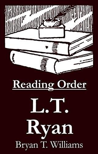 L.T. Ryan - Reading Order Book - Complete Series Companion Checklist
