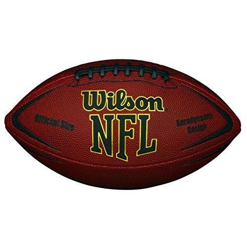 pass wilson nfl force official american football braun