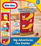 Little Tikes Little Tikes Big Adventures Fire Station