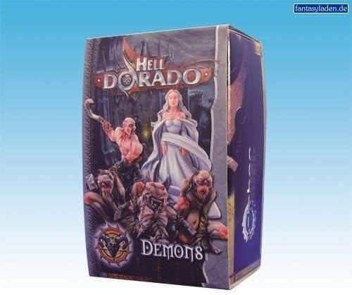 Hell Dorado: Demons Starter Set by Cipher Studios: Amazon.es: Juguetes y juegos