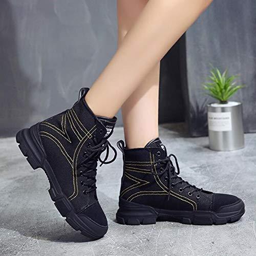 hop Street Femmes Dance Chaussures uk4 Hip Fh Size Pour cn36 couleur Noir Eu36 XTUqw1U5
