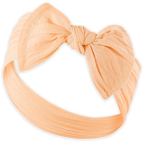 YOUR NEW FAVORITE BABY HEADBANDS - Super Stretchy Knot Baby Headband For Newborn Headbands and Baby Girls Headbands -