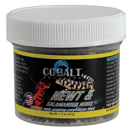 Cobalt Aquatics 34292 t & Salamander Minis, 1.2 oz