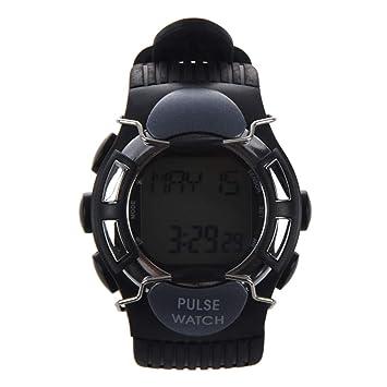SODIAL(R) Monitor de ritmo cardiaco del deporte reloj contador de calorias nuevo diseno.