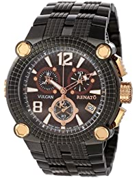 Men's FLGR-BR-FLG-G10 Vulcan Innovative Multiple Piece Case Watch