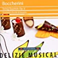 Boccherini: String Quartets Op. 8