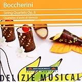 Boccherini: String Quartets Op. 8