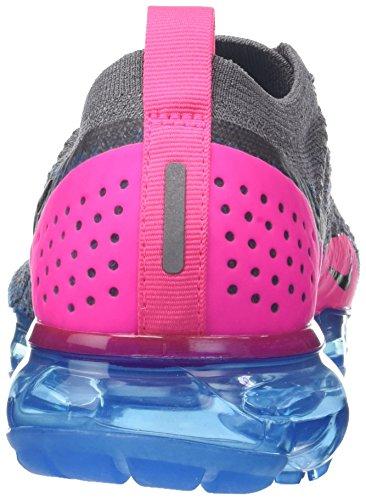 2 NIKE W Flyknit Blue Blast Sneakers Gris Femme Basses Smoke Black Gun Orbit 004 Air Vapormax Pink UCpCwIq